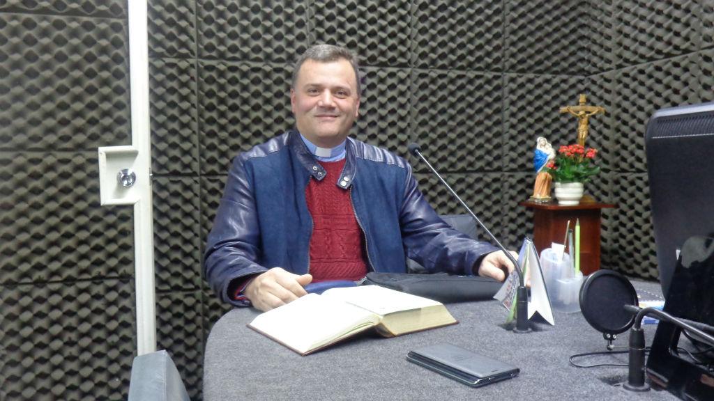 07/10 - Pe. José Antônio Sauthier