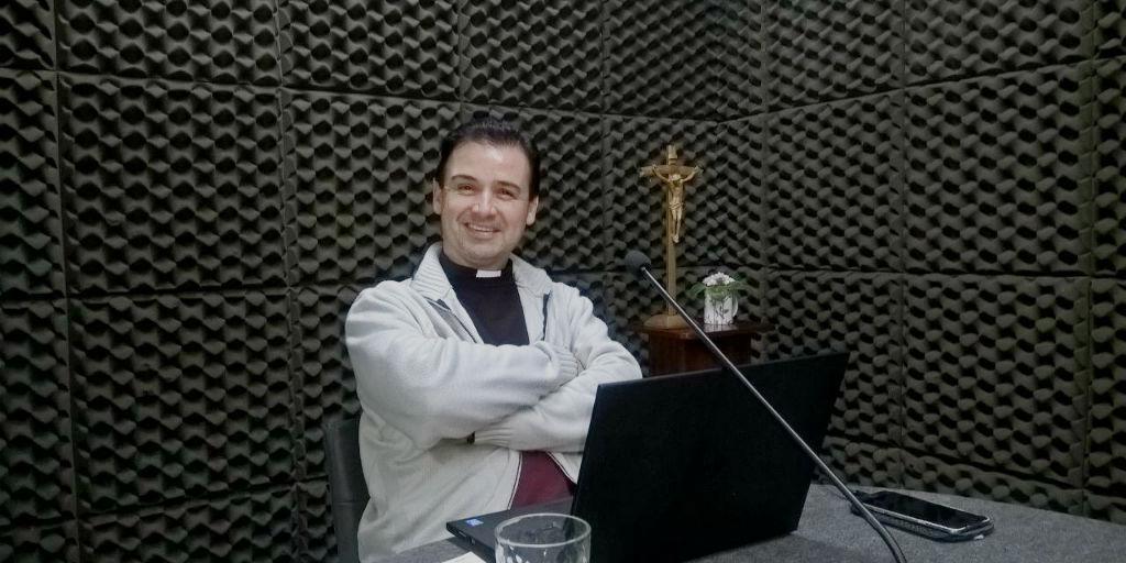 26/06/17 - Pe. Sésio Bitello
