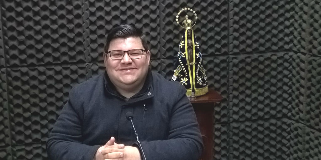 15/06/18 - Diác. Luiz Carlos Coelho