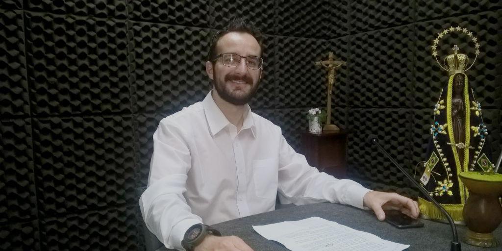 23/06/17 - Diácono Fausto Gabriel
