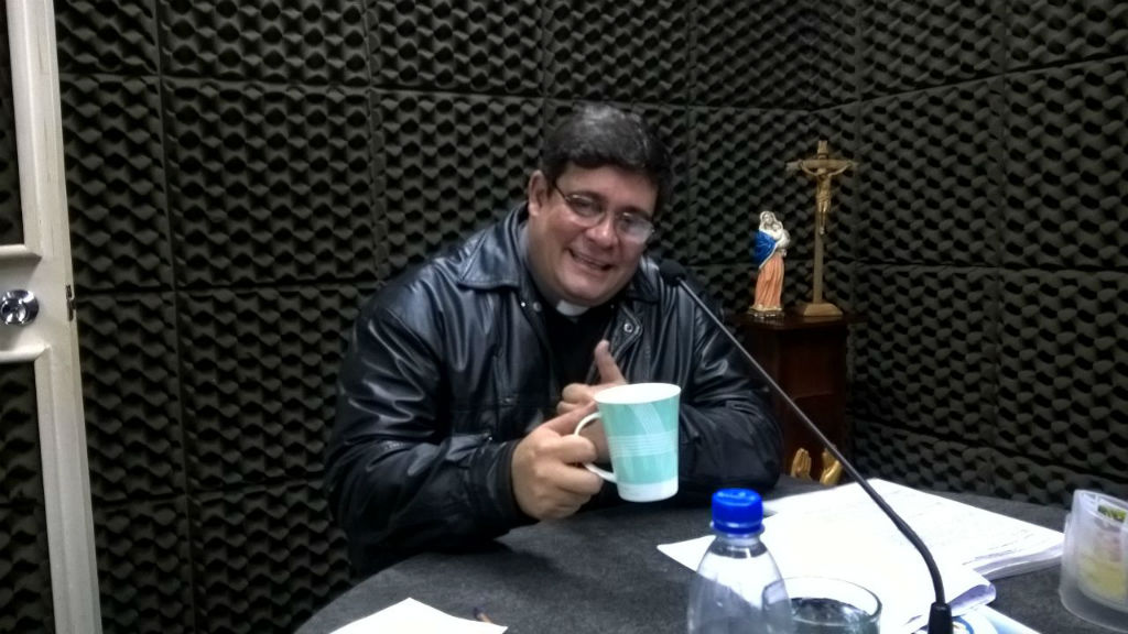 13/09 - Pe. Miguel Faleiro