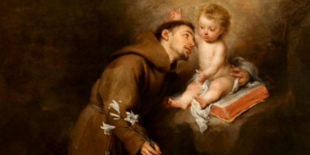 Santo Antonio de Pádua, rogai por nós!