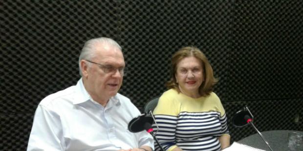 Especial aniversário da Rádio Aliança - Erni e Ingrid
