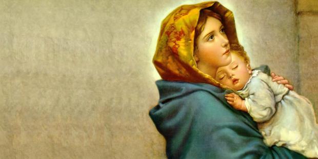 A Virgem Maria de Nazaré