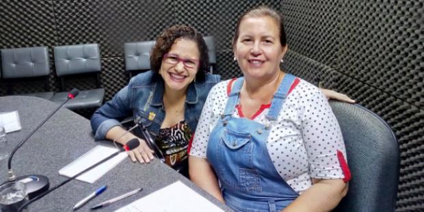 Entrevista - Rádio Aliança - Lecir