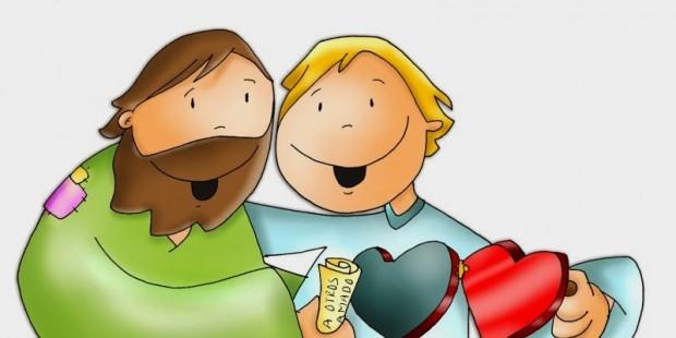 O amor é o que vai ficar pra sempre.