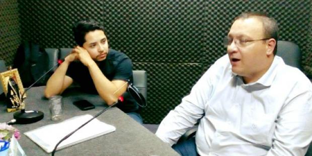 Entrevista sobre a Rádio e sobre o programa Água Viva