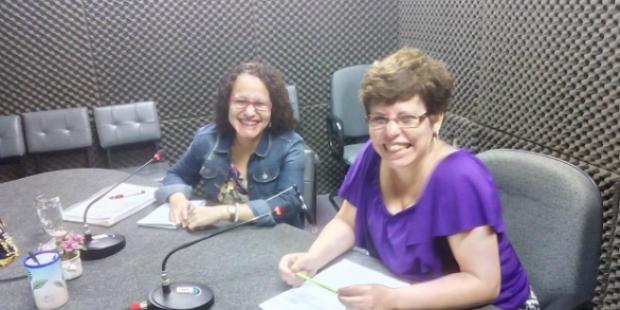 Entrevista - Rádio Aliança - Kátia