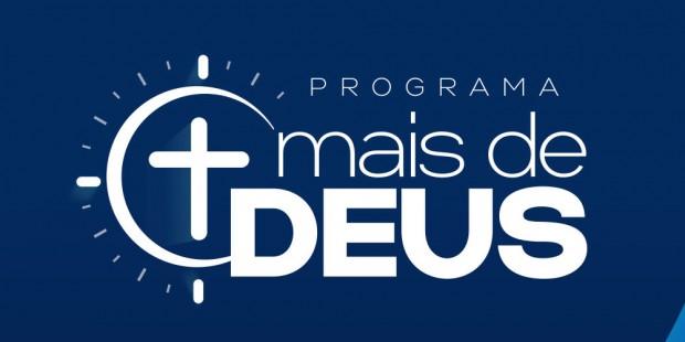 Mais de Deus - 14/11/18