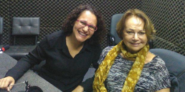 Entrevista - Especial Rádio Aliança - Silvia La Porta