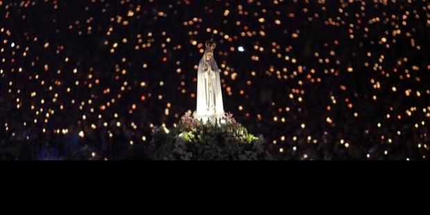 100 anos da primeira aparição de Nossa Senhora de Fátima