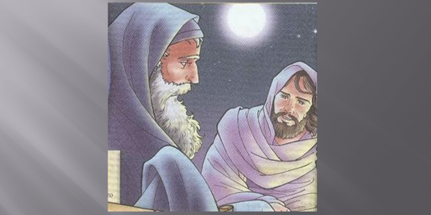 Nascer de novo para ver o Reino de Deus