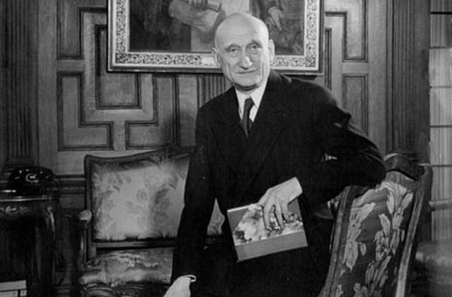 Papa reconhece venerável Robert Schuman, fundador da União Européia