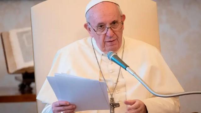 Doutrina social da Igreja é um tesouro da tradição, diz o papa Francisco